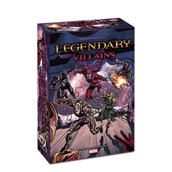 Marvel Legendary: Villains Deck Building Game (Upper Deck)