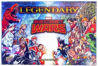 Marvel Legendary: Secret Wars Volume 2 Big Box Expansion (Upper Deck)