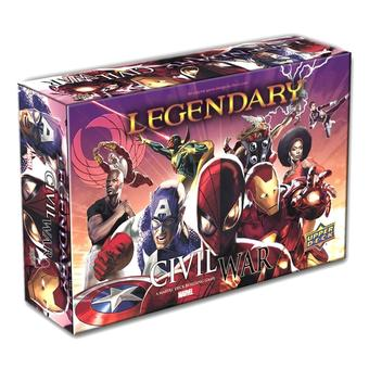 Marvel Legendary Civil War Expansion (Upper Deck)