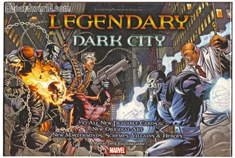 Marvel Legendary Dark City Expansion Set (Box) (Upper Deck Entertainment)