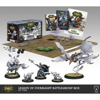 Hordes: Legion of Everblight Battlegroup Starter Box (MKIII)
