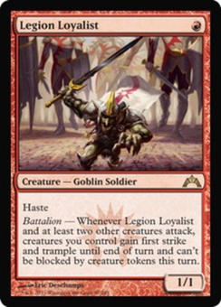 Magic the Gathering Gatecrash Single Legion Loyalist - NEAR MINT (NM)