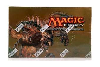 Magic the Gathering Legions Booster Box - Spanish