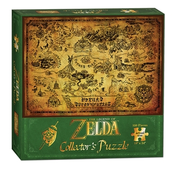 The Legend of Zelda Collector's Puzzle (USAopoly)