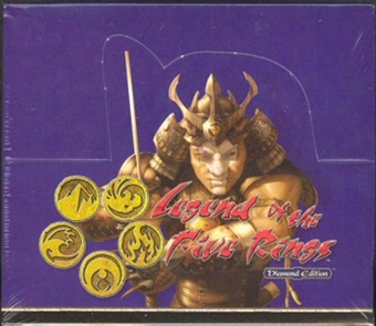 AEG Legend of the Five Rings Wrath of the Emperor Diamond Edt Booster Box