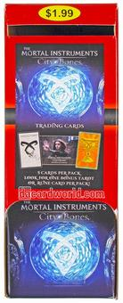 2013 Leaf The Mortal Instruments: City of Bones 48-Pack Box (One Bonus Tarot or Rune Card Per Pack)!