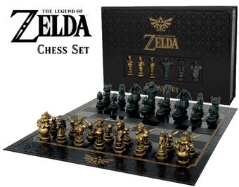 The Legend of Zelda Chess Set (USAopoly)