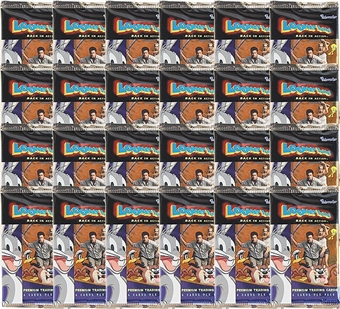 Looney Tunes: Back in Action Hobby Pack (Lot of 24 - Inkworks 2003)
