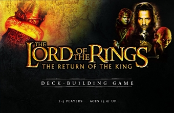 Lord of the Rings: RETURN OF THE KING DECK BUILDING GAME (Cryptozoic)