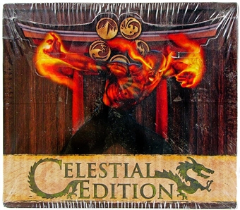 AEG Legend of the Five Rings Celestial Edition Booster Box