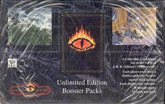 Middle Earth Wizards Booster Box