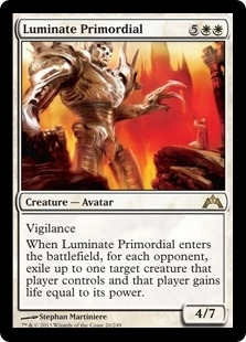 Magic the Gathering Gatecrash Single Luminate Primordial UNPLAYED (NM/MT)