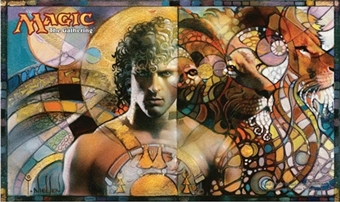 Magic the Gathering 2010 Playmat (Version B)