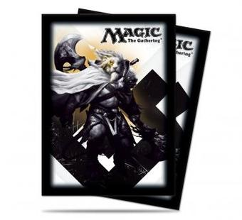Ultra Pro Magic M15 Ajani Steadfast Standard Sized Deck Protectors (80 ct) - Regular Price $8.99 !!!