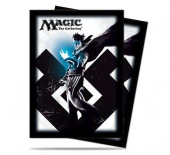 Ultra Pro Magic M15 Jace, the Living Guildpact Standard Sized Deck Protectors (80 ct) - Regular Price $8.99 !!
