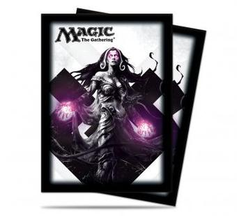 Ultra Pro Magic M15 Liliana Vess Standard Sized Deck Protectors (80 ct) - Regular Price $8.99 !!!