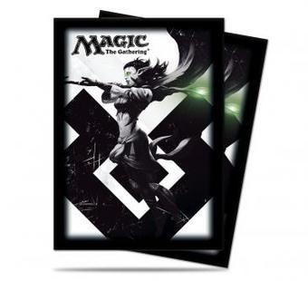 Ultra Pro Magic M15 Nissa, Worldwaker Standard Sized Deck Protectors (Case of 6000 Sleeves)