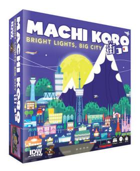 Machi Koro Bright Lights Big City (IDW) (Presell)