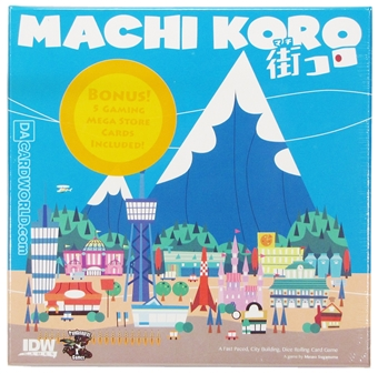Machi Koro Board Game (IDW)