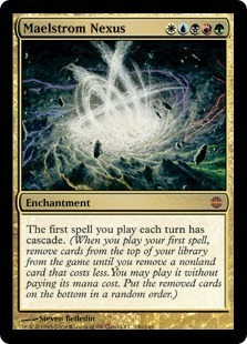Magic the Gathering Alara Reborn Single Maelstrom Nexus Foil