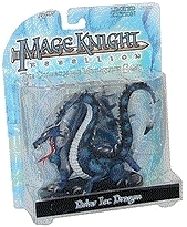 WizKids Mage Knight Conquest Polar Ice Dragon Figurine