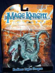 WizKids Mage Knight Conquest Radiant Light Dragon