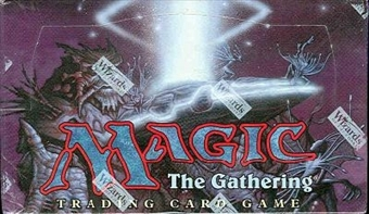 Magic the Gathering Urza's Legacy Precon Theme Deck Box