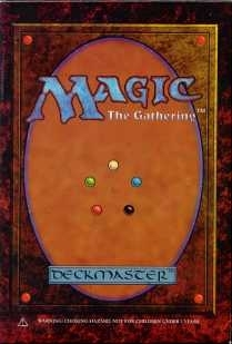Magic the Gathering 3rd Edition (Revised) Gift Box