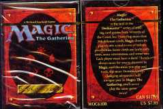 Magic the Gathering 4th Edition Tournament Starter Deck