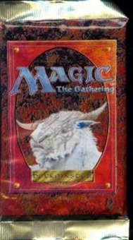 Magic the Gathering 4th Edition Booster Pack - SYLVAN LIBRARY, LAND TAX !!!