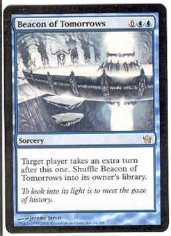 Magic the Gathering Fifth Dawn Single Beacon of Tomorrows - NEAR MINT (NM)