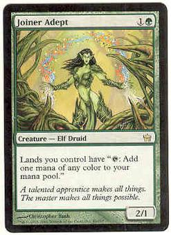 Magic the Gathering Fifth Dawn Single Joiner Adept - NEAR MINT (NM)
