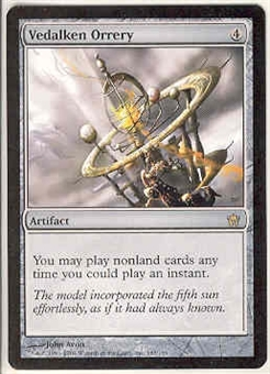 Magic the Gathering Fifth Dawn Single Vedalken Orrery Foil