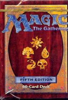 Magic the Gathering 5th Edition Tournament Starter Deck