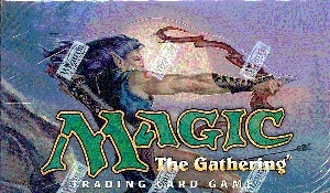 Magic the Gathering 6th Edition Tournament Starter Deck Box