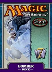 Magic the Gathering 7th Edition Bomber Precon Theme Deck
