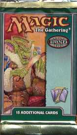 Magic the Gathering 7th Edition Booster Pack
