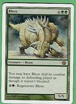 Magic the Gathering 8th Edition Single Rhox - NEAR MINT (NM)