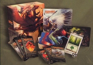 Magic the Gathering 9th Edition Fat Pack