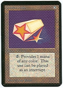 Magic the Gathering Alpha Single Celestial Prism - NEAR MINT (NM)