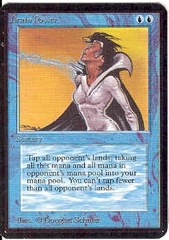 Magic the Gathering Alpha Single Drain Power UNPLAYED (NM/MT)