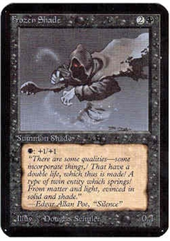 Magic the Gathering Alpha Single Frozen Shade - NEAR MINT (NM)