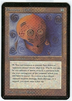 Magic the Gathering Alpha Single Illusionary Mask - NEAR MINT (NM)