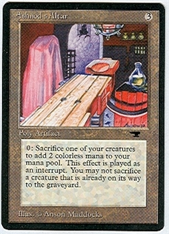 Magic the Gathering Antiquities Single Ashnod's Altar - NEAR MINT (NM)
