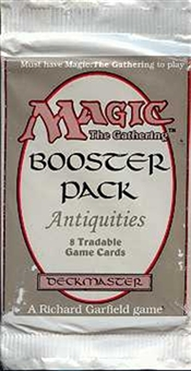 Magic the Gathering Antiquities Booster Pack