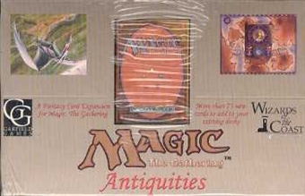 Magic the Gathering Antiquities Booster Box