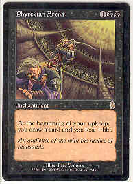Magic the Gathering Apocalypse Single Phyrexian Arena - NEAR MINT (NM)