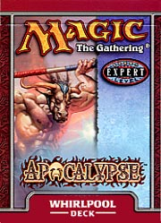 Magic the Gathering Apocalypse Whirlpool Precon Theme Deck