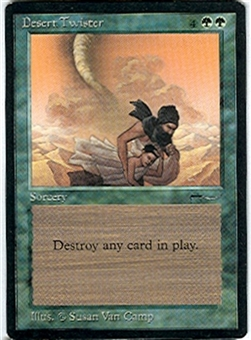 Magic the Gathering Arabian Nights Single Desert Twister UNPLAYED (NM/MT)