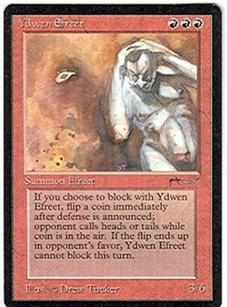 Magic the Gathering Arabian Nights Single Ydwen Efreet - NEAR MINT (NM)